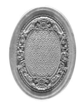 INS RESINA BOSTON PLATA (10  x 14)