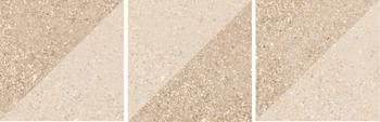 VENEZZIA CREMA DECOR (25  x 25)